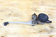 1972 HONDA CB500 CB 500 FOUR FRONT BRAKE MASTER CYLINDER RESERVOIR & LEVER