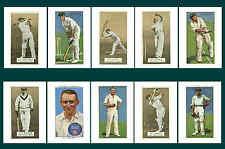 NEW SOUTH WALES - CIGARETTE CARD HEROES -  POSTCARD SET # 4