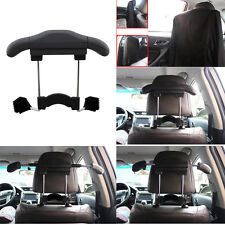 2016 Car Seat Headrest Hanger Clothes Rack Steel Coat Jacket Suits Shirts Holder