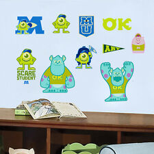 Monster University Wall Stickers Kids Vinyl Decal Art Nursery Decor Mural  Gift Part 63