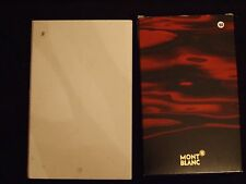MONTBLANC VIRGINIA WOOLF WRITERS FP 2006 BOXED/PAPERS **NEW CONDITION**