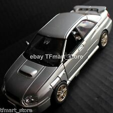 Transformers Alternators Silverstreak  Detailed Realistic 1:24 Subaru Impreza