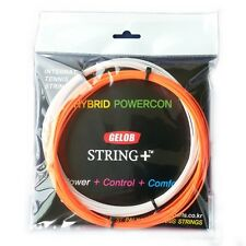Tennis String HYBRID POWERCO,strings,Gut,Guts,Racquet,Racket,  GELOB, HP001