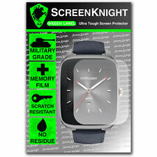 ScreenKnight Asus ZenWatch 2 - WI501Q SCREEN PROTECTOR invisible Military shield
