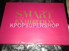 SMART Exhibition SM ART Photobook Notebook Set EXO SNSD SHINEE VIP BAG 1234 RARE