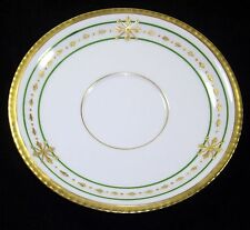 Coiffe  French Limoges saucer or bread plate  1891-1914 in mint condition