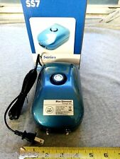 BLUE DIAMOND SS7 COMMERCIAL GRADE AQUARIUM AIR PUMP 115GPH UP TO 250 GALLON TANK