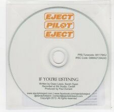 (FC82) Eject Pilot Eject, If You're Listening - 2013 DJ CD