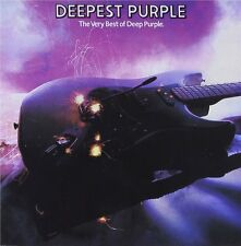 Deep Purple Very Best Of CD NEW Smoke On The Water/Strange Kind Of Woman/Burn+