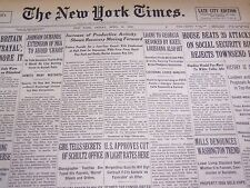 1935 APRIL 19 NEW YORK TIMES - LOANS TO GEORGIA REVOKED - NT 3802