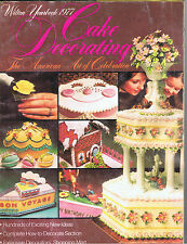 Wilton Yearbook 1977 Cake Decorating The American Art of Celebration