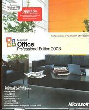 Microsoft Office 2003 Professional englisch  neu MwSt Rechnung
