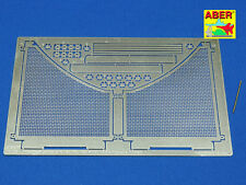 1/16 ABER 16036 ANTI MINE MESH for TIGER II HENSCHEL for TAMIYA & TRUMPETER Kits