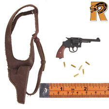 Hell on Wheels SSGT Donald - S&W Revolver w/ Holster Set - 1/6 Scale DID Figures