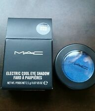 New in box MAC Electric Cool Eye Shadow- 2.1g Switch To Blue