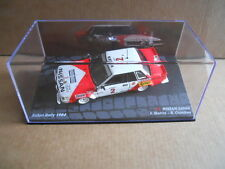 Rally Model Car IXO NISSAN 240 RS S. Mehta Safari Rally 1984 1:43  [MZ2]