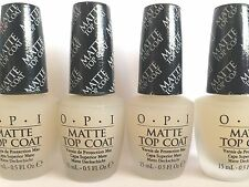 OPI Matte Top Coat 15ml Bottle **AMAZING VALUE GREAT 4 CHRISTMAS AND BIRTHDAYS**