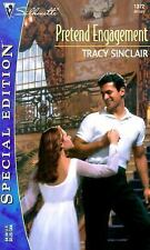 Silhouette Special Edition: Pretend Engagement No. 1372 by Tracy Sinclair (2001…