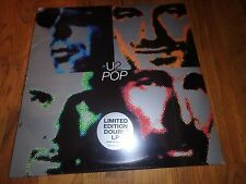 U2 - Pop 2 LP set vinyl record NEW sealed RARE OOP