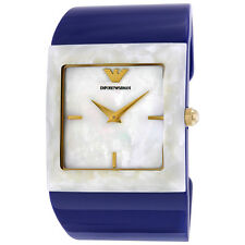 Emporio Armani Fashion Mother of Pearl Dial Ladies Watch AR7396