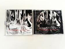 DAY AFTER RULES WHATEVER HAPPENS NO REGRETS CD 2012