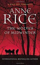 ANNE RICE __ THE WOLVES OF MIDWINTER ___ BRAND NEW __ FREEPOST UK