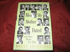 Men My Mother Dated & Other Mostly True Tales Brett Leveridge (2000, Hd) signd
