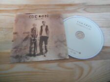 CD Indie Cocoon - Comets (1 Song) Promo SOBER & GENTLE / COOP cb