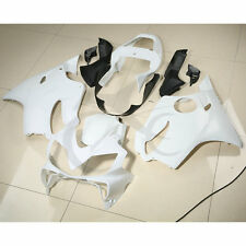 Unpainted Injection Mold Fairing Cowl Kit For Honda CBR 600 F4i 01-03 Body Work