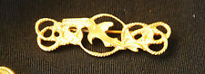 WWII GERMAN NAVY KRIESGMARINE SMALL UNITS COMBAT CLASP IN GOLD