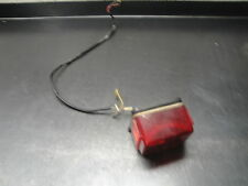 95 1995 HONDA XR600 XR 600 RS MOTORCYCLE BODY BACK REAR TAILLIGHT BRAKE