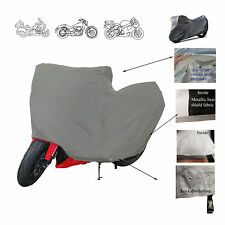 DELUXE TRIUMPH SPEED FOUR MOTORCYCLE BIKE COVER