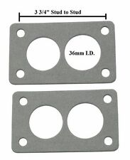 EMPI Holly/WEBER DFV Base Gaskets Isolated Type, Pair