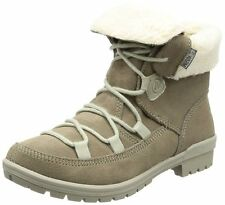 Merrell Emery Lace Brindle Leather Lace Up Ankle Warm Womens Winter Boots Size 5