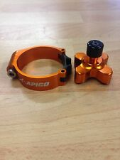 KTM SX65 SX 65 2002 - 2016 Apico Launch Control Holeshot Dispositivo Naranja
