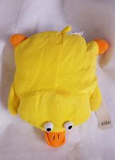 Canard design jouet doux bain oreiller enfants avion voiture tête coussin cadeau kids fun