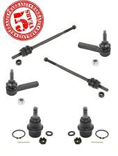 Lower Ball Joints and Tie Rods for Express Savana 2500 3500 03-14 & 4500 09-12