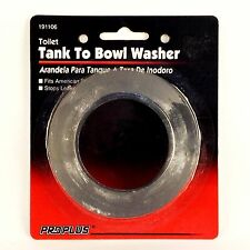 Toilet Tank To Bowl Washer, 191106, 076335190655, Made in Taiwan