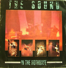 THE SOUND-IN THE HOTHOUSE LP VINILO 1985 DOUBLE SPAIN GOOD COVER CONDITION-