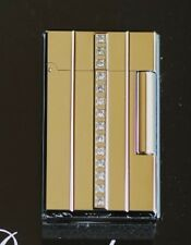 ST DUPONT NIGHT AND LIGHT DIAMONDS LINE 2 LIGHTER RARE