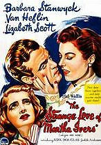 STRANGE LOVE OF MARTHA - DVD - Region Free - Sealed
