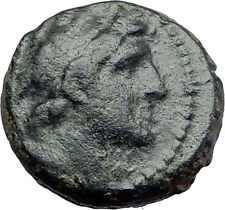 ANTIOCHOS III Megas 222BC Seleukid RARE R3 Authentic Ancient Greek Coin i58035