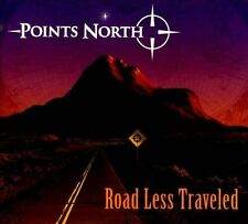 Points North - Road Less Traveled [Digipak] (CD, Mar-2012, Magna Carta) NEW