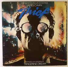 "12"" LP - Tangerine Dream - Thief - B1915 - washed & cleaned"