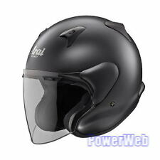 NEW IN BOX ARAI MZ-F FLAT BLACK 61-62cm XL HELMET MADE IN JAPAN
