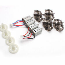 RC Quadcopter Spare Parts CW CCW Motor + Gear + Main Shaft for Syma X8W X8G X8C