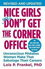 *NEW* Nice Girls Don't Get the Corner Office... Lois P. Frankel Audiobook