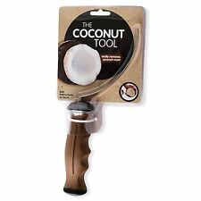 The Coconut Tool Stainless Steel Coconut Meat Removal Knife, Coconut opener NEW