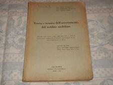 AA.VV. - TEORIA E TECNICA DELL'ACCERTAMENTO DEL REDDITO Ed. Giacomaniello 1955