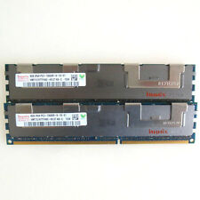 Hynix 8GB 2X4G PC3-10600R DDR3 1333mhz ECC Memory REG Registered 240pin RAM 2RX4